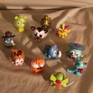 Other - Moshi Monsters Figures (2)